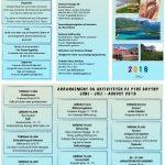 Arrangement og aktiviteter på Ytre Grytøy sommeren 2016