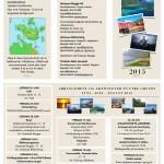 Arrangement og aktiviteter på Ytre Grytøy juni - juli - august 2015